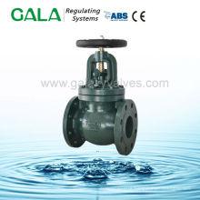 High quality handwheel os & y globe valve specification