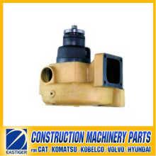 6212-61-1440 Pompe à eau S6d140 PC650-3-5 Pièces détachées Komatsu pour machines de construction