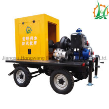 Vacuum Assisted Good Efficiency Centrifugal Pump China Manufacturer