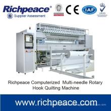 1500RPM Lockstitch Multi-Head Mattress & Consolador Quilting Machine