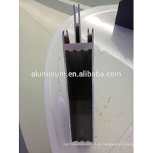 Pared de cortina de aluminio para exterior
