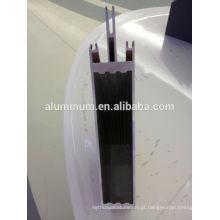 Parede de cortina de alumínio para exterior