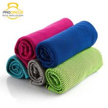 Best Custom Microfiber Yoga Mat Towel Non Slip Cooling Towel