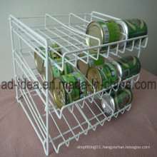 Tabletop Can Rack/Tabletop Advertising Stand