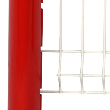 Valla de panel de malla de alambre soldado con autógena curvada 3D