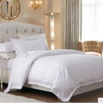 Canasin Luxury Hotel Linen 2.54cm Stripe 100% Cotton