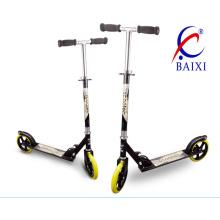 Самокат для взрослых с 200мм PU колеса (ВХ-2M002)