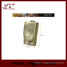 Открытый спорт мобильный сумка тактический сотовый телефон мешок размер M