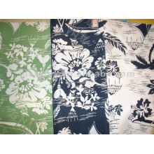 100% Polyester Printed Peach Skin Fabric for Beach Pants