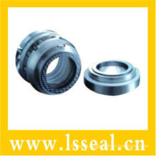 Chinese supplier Multiple springs single face mechanical seal(HF169) for chemical mediums etc.