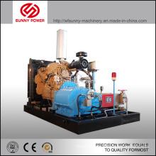 Pompe à eau diesel pour l'industrie chimique Nettoyage avec pression de 50 MPa