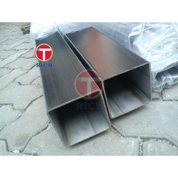Super Duplex 2507 Stainless Steel Square pipe