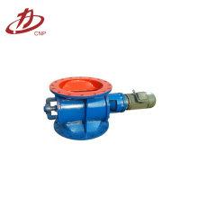 Ротари шлюзовой клапан производитель / поворотный воздушный замок сыпучих материалов транспорта