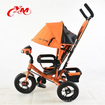 Russie vente chaude enfants tricycle fer enfants 3 roues trike / Export pas cher enfants tricycle de Bicystar