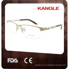 2015 CE estilo especial diseño metal hombres gafas nuevo modelo marco óptico