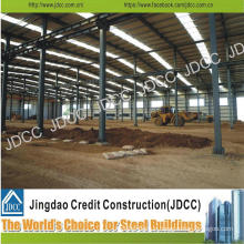 High Strength and Fast Install Professional Design Steel Structure Factory