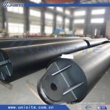Tubo flutuante de aço para dragagem (USB042)