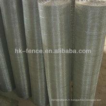Meilleure qualité de treillis métallique carré 10x10 (Anping Factory)