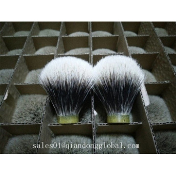 28mm Bulb Shape Finest Badger Hair Knot