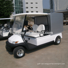 2 seats 4 wheel elctric golf cart for sale with cheap price