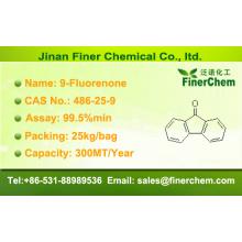 Fourniture de prix d'usine 9-Fluorenone; Cas No. 486-25-9; 9H-Fluoren-9-one; Type d'exportation