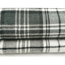 Cr Yarn Dyed Flannel Fabric for Sleepwear and Pajamas