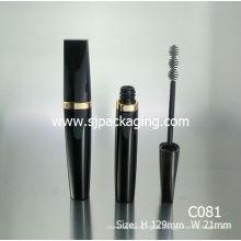 Arabic Material Tube Cosmetics Packaging coffe mascara tubes young black mascara tube