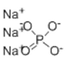 Fosfato trissódico CAS 7601-54-9