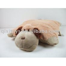 plush animal stuffed cushion toy