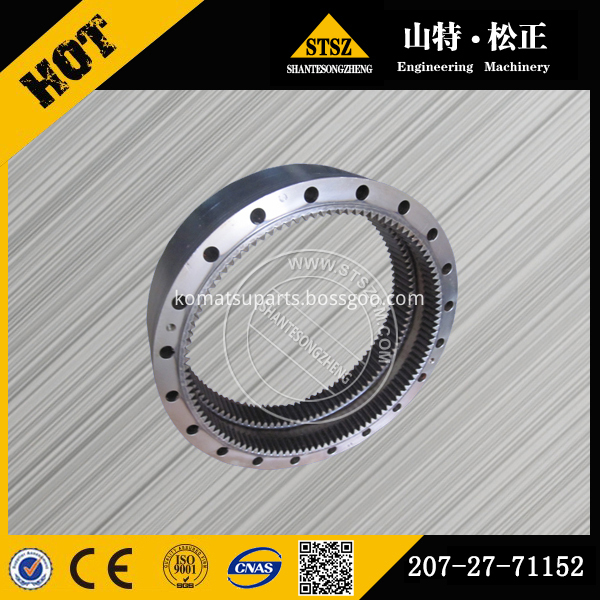 Pc300 7 Ring Gear 207 27 71152