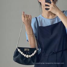 Wholesale Fashion Handbags Bags Leather Ladies Shoulder Hand Bag for Female