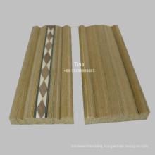 Engineered door frame moulding wood molding