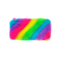RAINBOW PLUSH PENCIL CASE-0