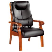 Chaise de conférence de bureau en cuir en cuir pour USA (FOH-F12)