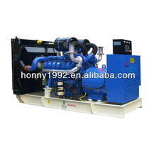 Doosan Silent Standby Diesel Generator 550 kW