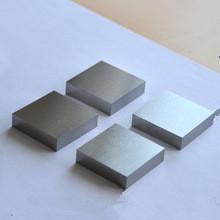 Горячий наварный лист высокой чистоты (W-1, W-2) / Вольфрамовая плита / Вольфрамовая трубка / Чистый вольфрам