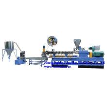 Anillo de agua de CE/SGS/ISO9001, línea de producción de la granulación