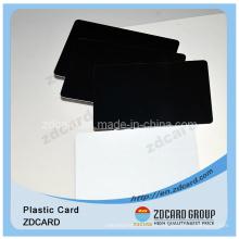 Tarjeta en blanco / tarjeta VIP en blanco / tarjeta en blanco