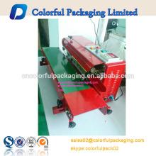 2015 alta qualidade e entrega rápida máquina de selagem automática de calor made in China