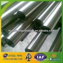 Qualidade alimentar tubo de aço inoxidável sem costura / tubo