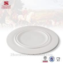 wholesale Hotel crockery, banquet crockery, white crockery plate