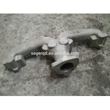 metal resin shell sand casting with machining