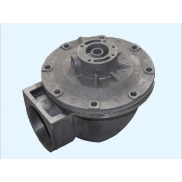 OEM Aluminium Die Casting Pulse Valve Dust Parts