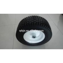 pu foam rubber wheels for wheelbarrow 5.00-6