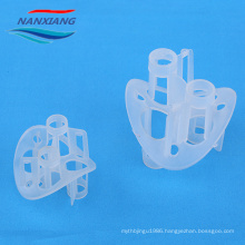 Plastic Heilex Ring for Gas absorption, cooling and gas purification