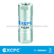 Serie KA Compruebe válvula-válvula reguladora de caudal válvula de una manera