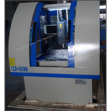 Solid Lathe Bed CNC Milling and Mould Machine Router