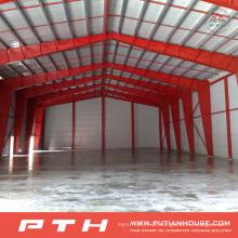 Estrutura de aço de alta qualidade para armazém de pth