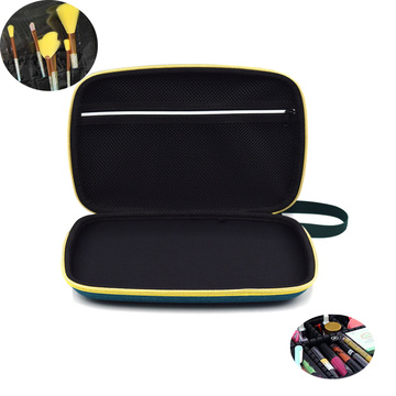 eva harte Schminktasche Travel Cosmetic Case Brush