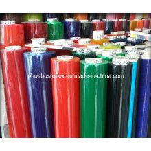 Transparent Colored Reflective PVC